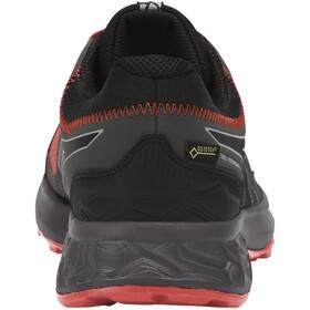 asics Gel-Sonoma 4 G-TX Shoes Herren red snapper/black